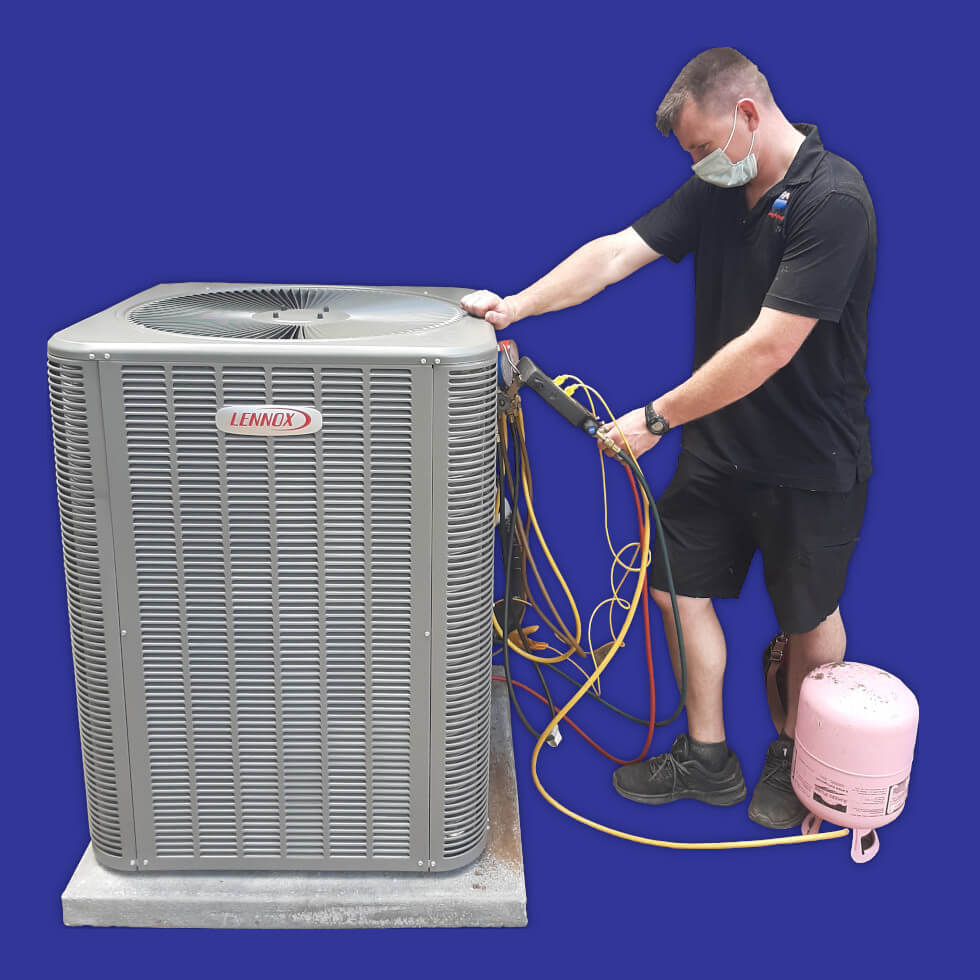 With Air Conditioning Maintenance you can be sure your system is working properly