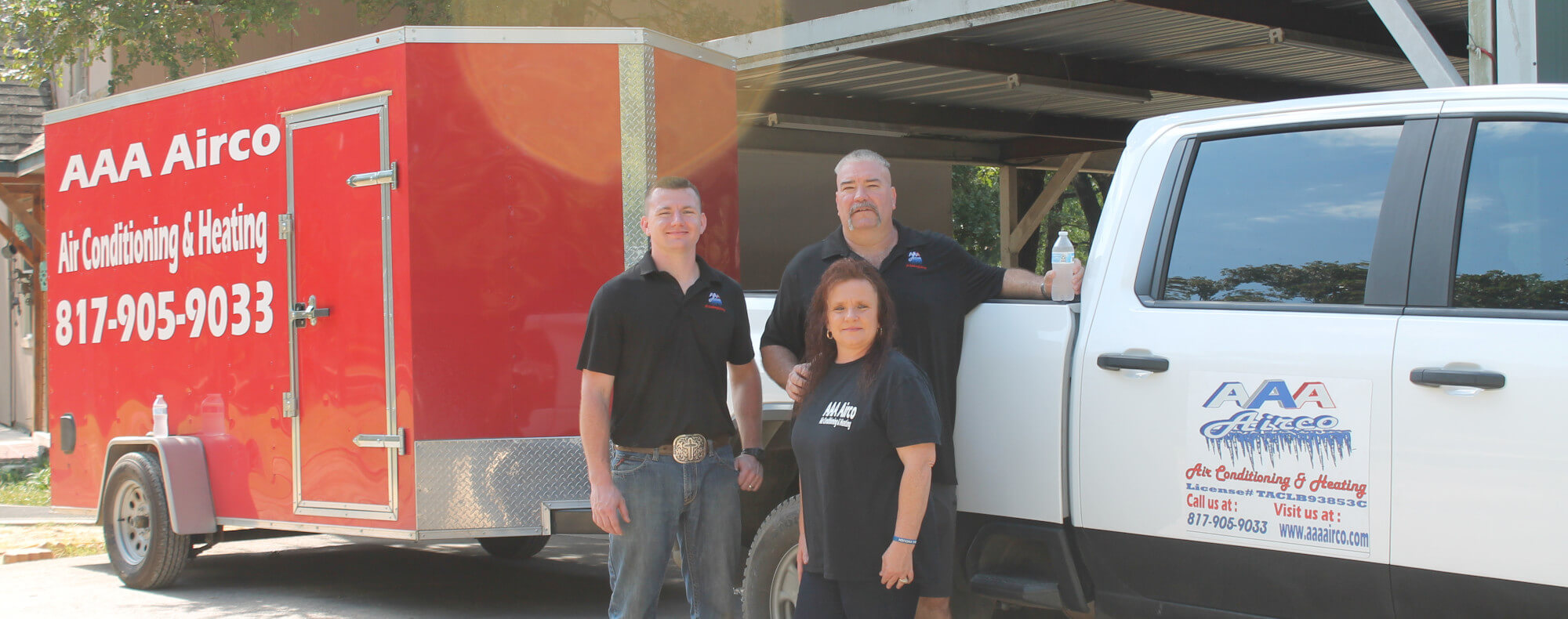 Air Conditioning Repairs delivered family style!